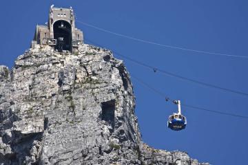 Cablecar, Tafelberg, Kapstadt-Tour, Seilbahn, Golden Hill Touren