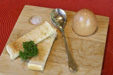 Golden Hill, Frühstück, Frühstücks Ei