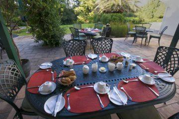 Golden Hill, Frühstück