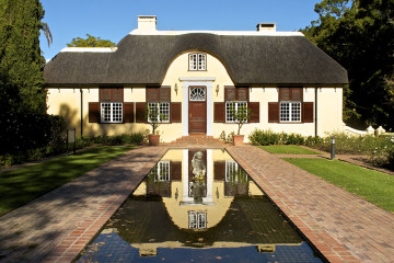 Vergelegen, Weintour, Tagestour, Manor House, Somerset West