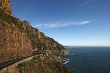 Chapmans Peak Drive, Kaphalbinsel Tour, Tagestour, Kap der Guten Hoffnung