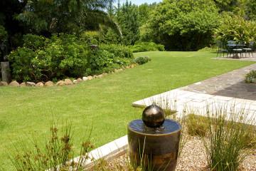 Golden Hill Guest House, Unterkunft, Garten