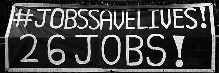 jobs save lives