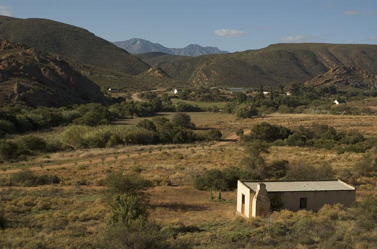 Kleine Karoo, R 62