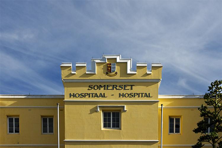 Gesundheit, Somerset Hospital, Südafrika