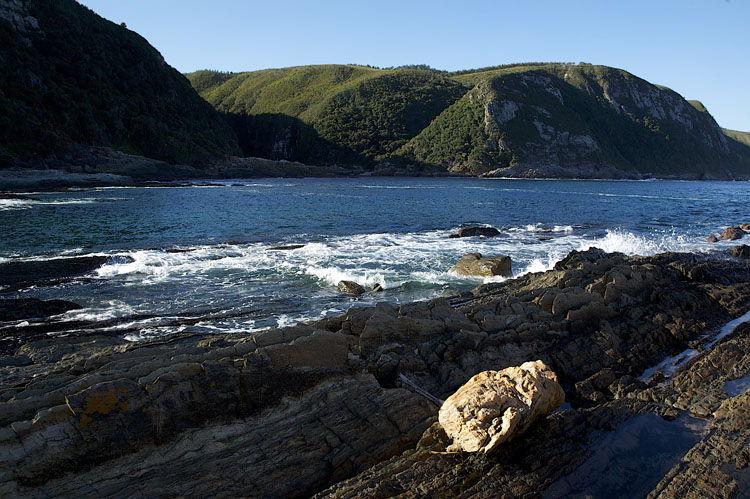 Garden Route, Gardenroute, Tsitsikamma, Storms River, Storms River Moth