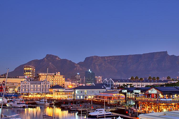Waterfront, Kapstadt
